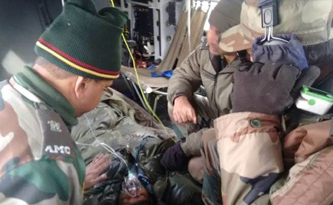 India Roots For Soldier In Coma After Siachen Miracle Rescue