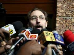 UN Rights Chief Meets Families Of Sri Lanka's War Victims