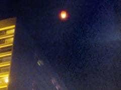 Mumbai: Lanterns Flying Over Oberoi Hotel Spark Panic