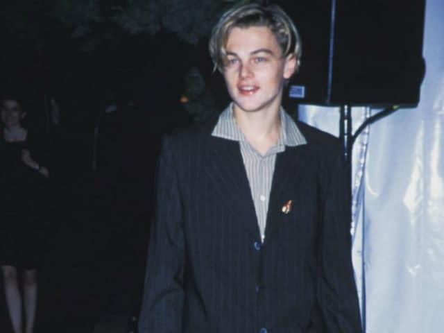 Young Leonardo Dicaprio: Latest Young Leonardo Dicaprio News, Photos ...