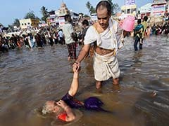 Mahamaham Festival Concludes, Devotees Take Holy Dip On 'Theerthavari' Day