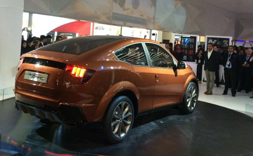 auto expo 2016 mahindra xuv aero could be priced around rs 20 lakh