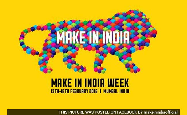 Rs 4 6 Lakh Crore Investment Likely During Make In India Week