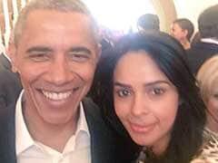 ओबामा से मल्लिका शेरावत ने की मुलाकात, सेल्फी भी ली, देखें तस्वीरें...