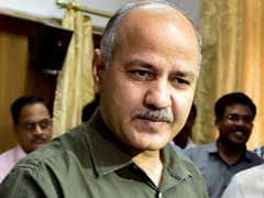 Patiala Court Incident Was 'Orchestrated' By Police, Alleges Manish Sisodia
