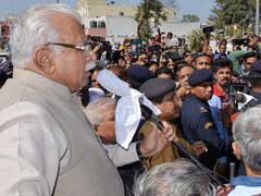 Haryana Chief Minister Asks People To Share Information About Murthal Incident