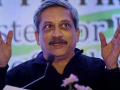 Government Mulling Separate Set Up For Defence Acquisition: Manohar Parrikar