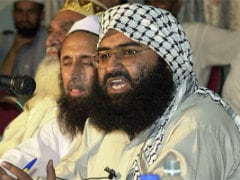 China Blocks India Again On Jaish Terror Chief Masood Azhar