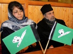 What Mehbooba Mufti Wants BJP To Do In Jammu and Kashmir