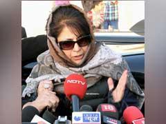 जम्मू-कश्मीर में सरकार बनाने को लेकर कोशिशें तेज, महबूबा से मिलेंगे मुफ्ती