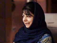 Mehbooba Mufti Met Manohar Parrikar Over Civilian Deaths, Says PDP