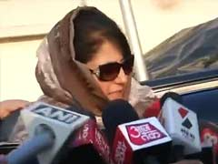 'I Don't Have Mufti Saheb's Goodwill And Experience,' Says Mehbooba Mufti