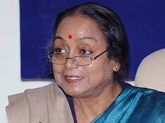 Give 'Befitting Reply' To BJP For False Assurances: Meira Kumar
