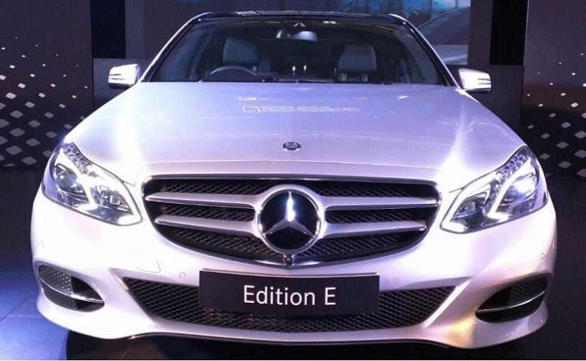 Mercedes Benz To Increase Car Prices Across Range In India