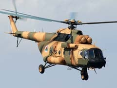 Russia Hands Over Final Batch Of Military Transport Choppers To India