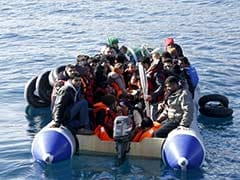 Number Of Migrants Reaching Europe By Sea Soars 10-Fold: Migration Agency