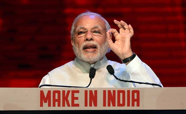 Best Time To Be In India, Even Better To Make In India: PM Modi