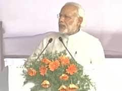 PM Modi Addresses Farmer's Rally In Karnataka's Belagavi: Highlights