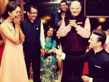 Mugdha Chaphekar, Ravish Desai Are Engaged. Celebrations Were Satrangi
