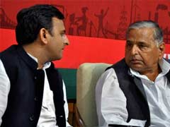 BJP Accuses Samajwadi Party Of Playing Casteist Politics In Uttar Pradesh