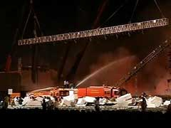 Fire On Stage At 'Make In India Week' Event In Mumbai Under Control
