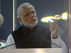 Oceans Critical For Global Energy Security: PM Modi At International Fleet Review