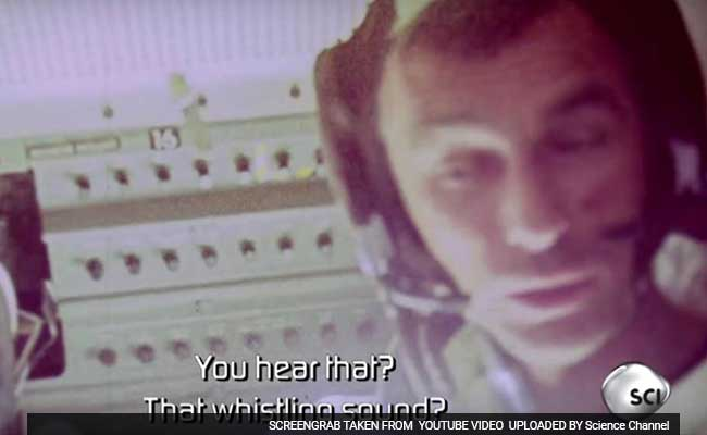 NASA Releases Strange 'Music' Heard By 1969 Astronauts