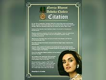 Neerja Bhanot's Ashok Chakra Citation Salutes Her Courage Under Fire