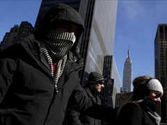 Record-Setting Cold Chills US Northeast On Valentine's Day
