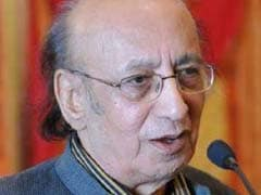 Acclaimed Poet-Lyricist Nida Fazli Dies In Mumbai