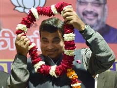 Nitin Gadkari Says Future Of BJP In Uttar Pradesh Is Very Good