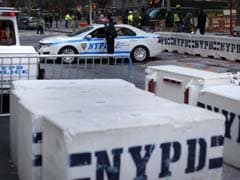 Shots Fired At New York Police Officers, Narrowly Missing Them: Police