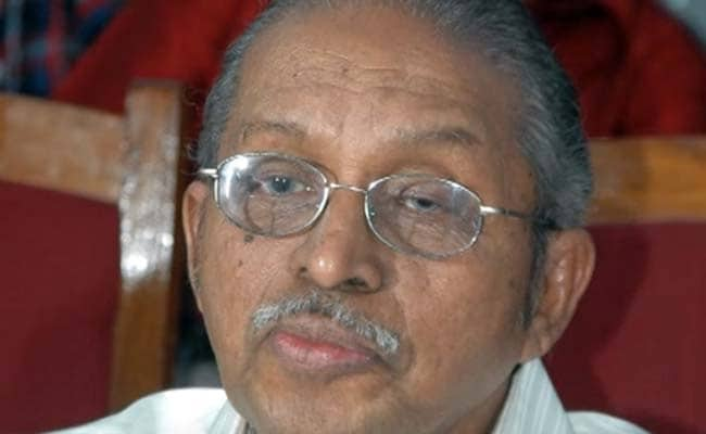 malayalam poet and jnanpith award winner onv kurup dies at 84. Black Bedroom Furniture Sets. Home Design Ideas