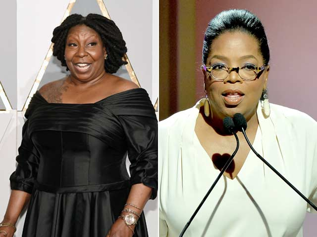 Oopsie: Beauty Company Mistakes Whoopi For Oprah