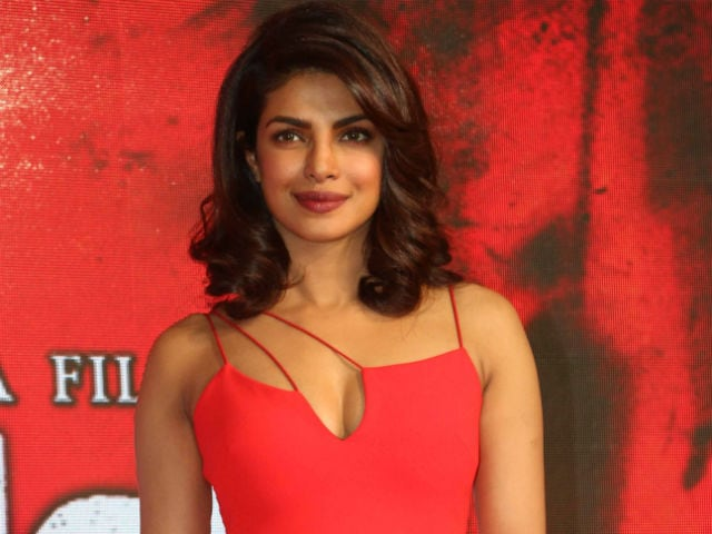 Priyanka Chopra to Appear on Jimmy Fallon's Chat Show