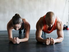 Hold That Pose: How to Perfect the Plank Position
