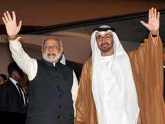 Abu Dhabi Crown Prince In India, PM Modi Breaks Protocol To Receive Him