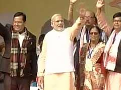 There Must Be New Developmental Model For North-East: PM Modi