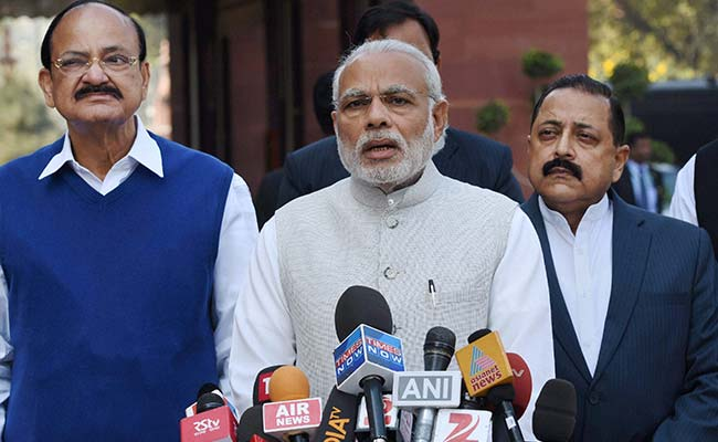 Defend Government Aggressively On JNU In Parliament, PM Modi Tells BJP