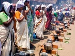 Kerala's All-Women Pongala Fest Gives Hope To Homeless