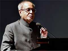 President Pranab Mukherjee Congratulates Bhutan Royal Couple On Birth Of Baby Boy
