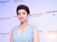 South Actress Pranitha Injured in Road Accident, Says 'Nothing to Worry'