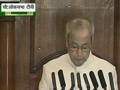 President Highlights Mumbai-Ahmedabad Bullet Train Project In His Address