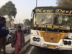 Bus Allegedly Owned By Punjab's Ruling Badal Family Runs Over 2