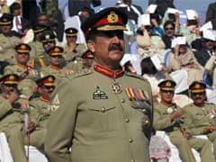 Pakistan Army Chief Accuses Foreign Forces Of Supporting Terrorism