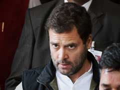 Smriti Irani Speech: Rahul Gandhi Hits Back At PM With 'Satyamev Jayate' Tweet