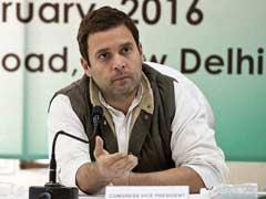 Rahul Gandhi To Visit Amethi On February 19