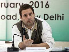 Rahul Gandhi Takes A Jibe At PM Modi, Says He Should Not 'Make Excuses'