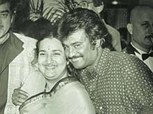 On Rajinikanth's Anniversary, a Rare Pic Co-Starring 2 Bollywood Actors