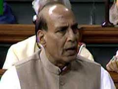इशरत जहां केस की जांच में फ्लिप-फ्लॉप हुआ : लोकसभा में गृहमंत्री राजनाथ सिंह